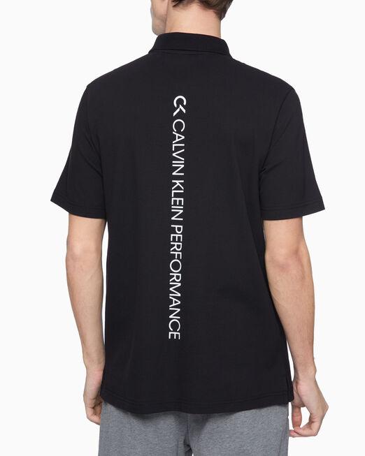 CALVIN KLEIN ACTIVE ICON 폴로 셔츠