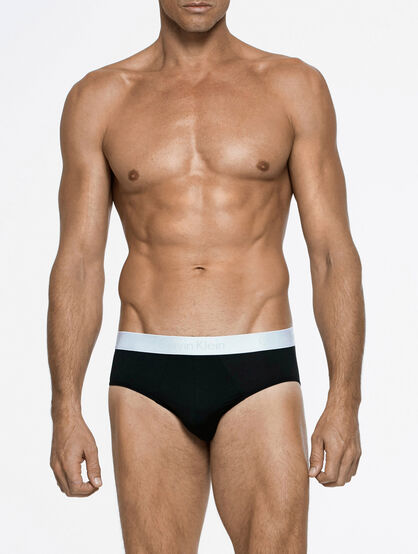 CALVIN KLEIN LIQUID STRETCH MICRO HIP BRIEF