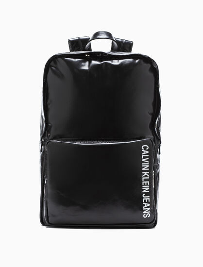 CALVIN KLEIN SLIM SQUARE BACKPACK 45