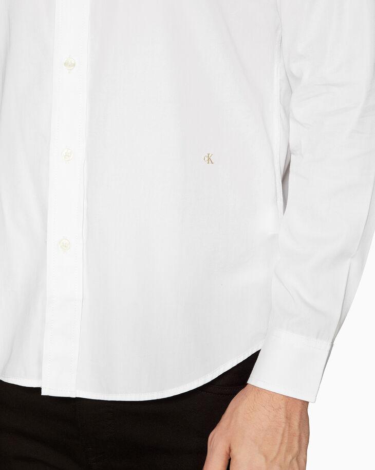 CALVIN KLEIN PREMIUM CAPSULE 캐시미어 셔츠