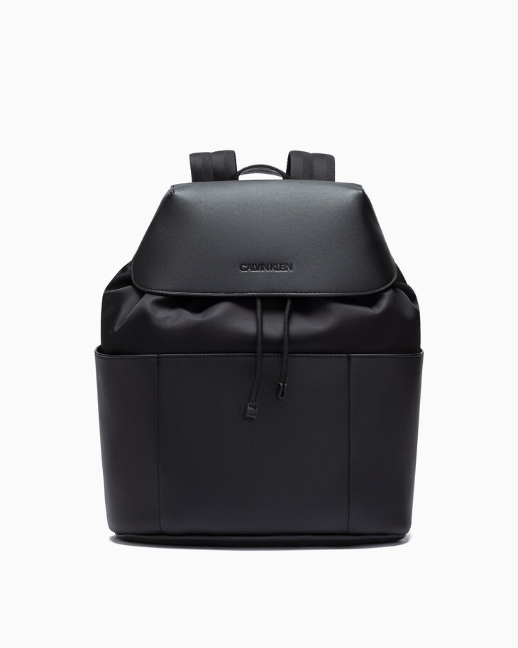 CALVIN KLEIN SLEEK NYLON BACKPACK