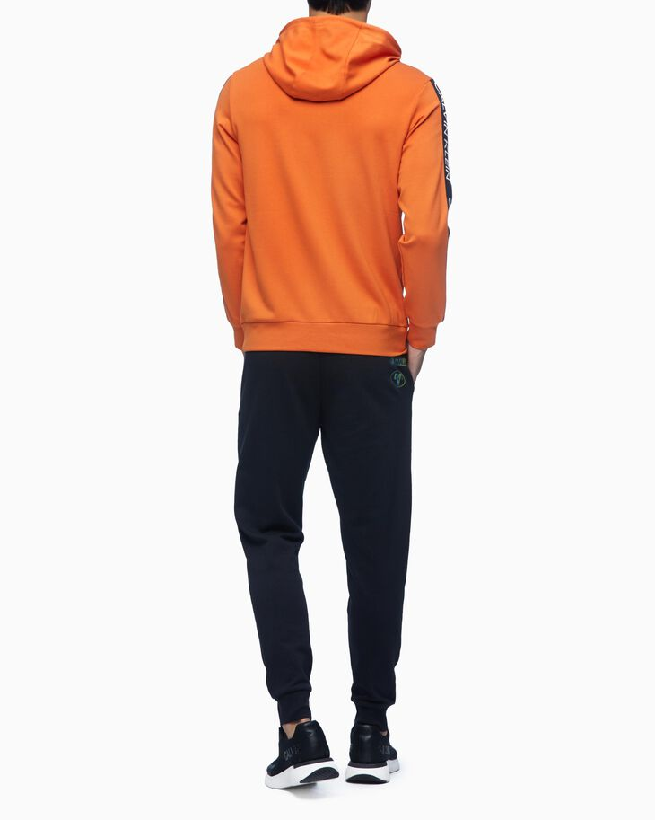 CALVIN KLEIN ACTIVE ICON HOODED SWEATSHIRT