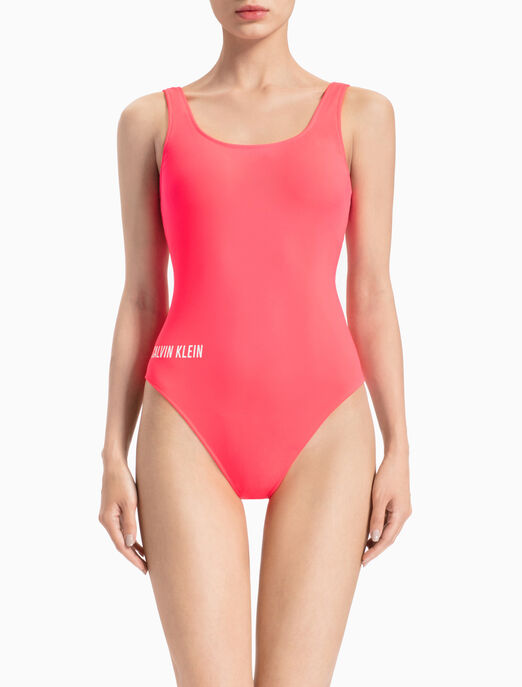 af51ebe83fdb9 BUY INTENSE POWER ONE PIECE SWIMSUIT - Calvin Klein Singapore