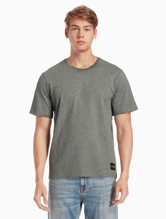 CALVIN KLEIN AUTHENTIC コットン Tシャツ
