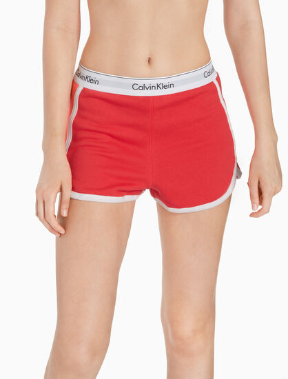 CALVIN KLEIN MODERN COTTON SLEEP SHORTS