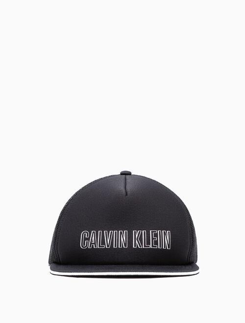 CALVIN KLEIN LOGO CAP