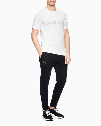 CALVIN KLEIN UTILITY STRONG LOGO 티셔츠