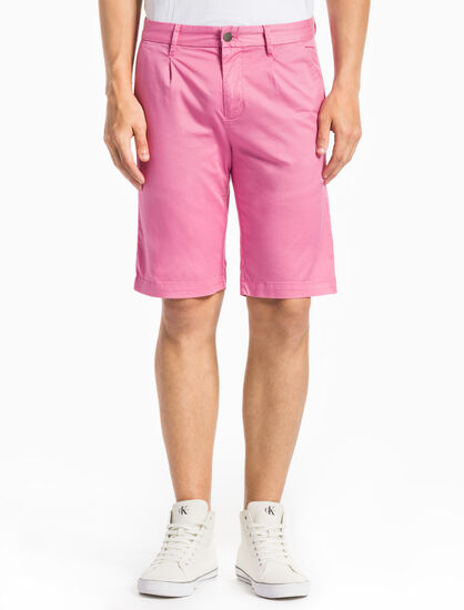 CALVIN KLEIN HAYDREN PLEAT SHORTS