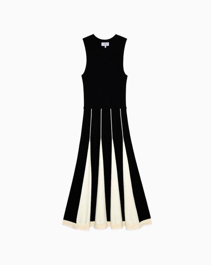 CALVIN KLEIN WARM TOUCH VISCOSE DRESS