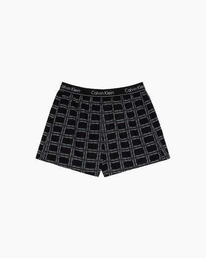 CALVIN KLEIN WOVEN BOXER IN TRADITIONAL FIT