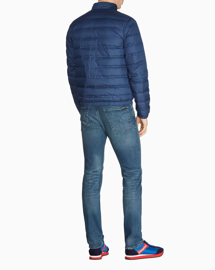 CALVIN KLEIN REVERSIBLE DOWN JACKET