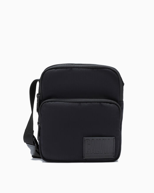 CALVIN KLEIN NYLON UTILITY DOUBLE ZIP 4 WAYS 백