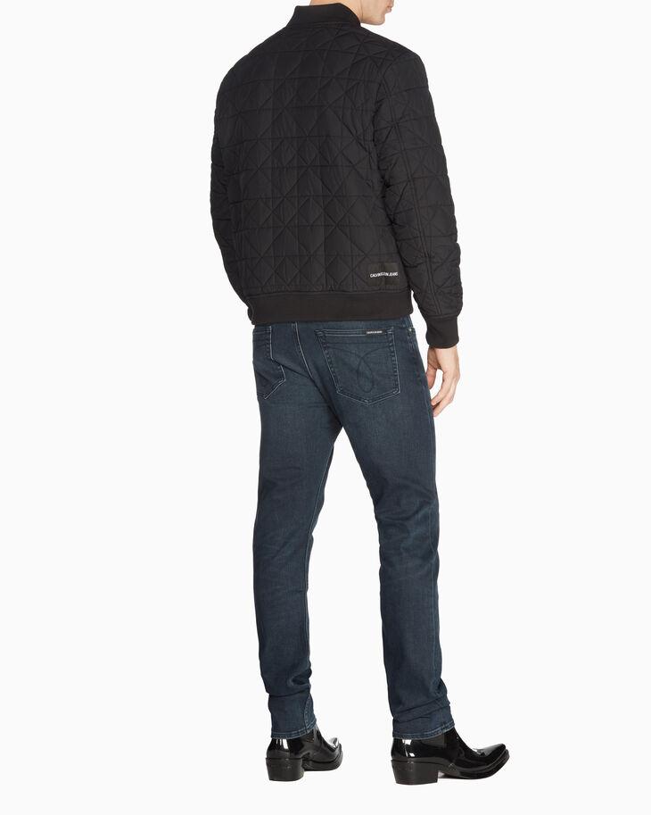 CALVIN KLEIN 패딩 보머 재킷