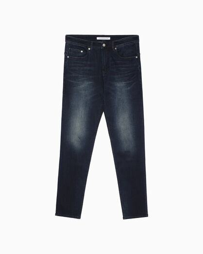 CALVIN KLEIN CKJ 059 WASHED TAPER BODY JEANS