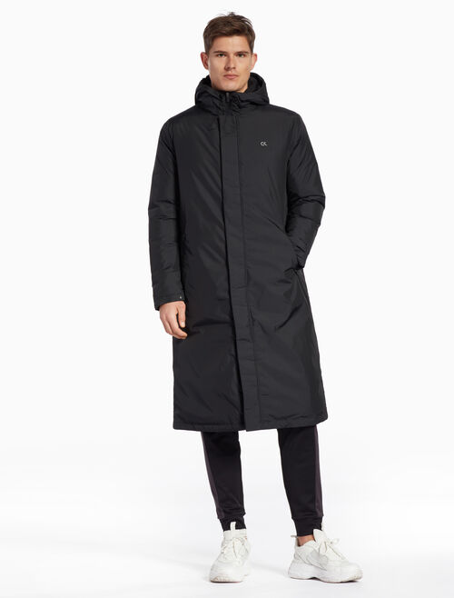 CALVIN KLEIN SLEEPING BAG DOWN JACKET