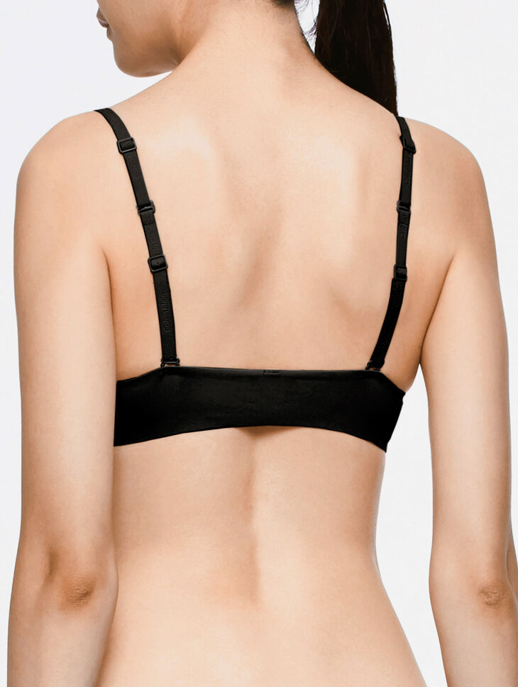 CALVIN KLEIN FULL CUP MULTI-WAY BRA WITH REMOVABLE PAD