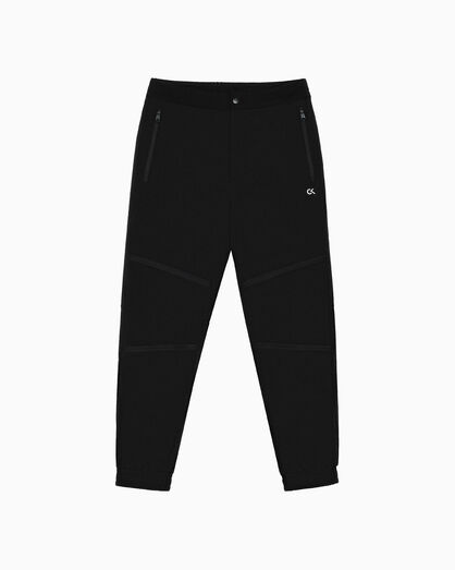 CALVIN KLEIN VOYAGER HYBRID WOVEN TRACK PANTS