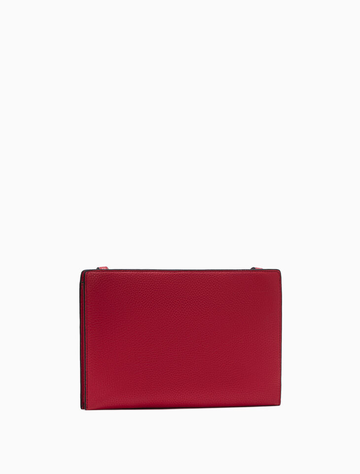 CALVIN KLEIN ULTRA LIGHT PLEATED POUCH