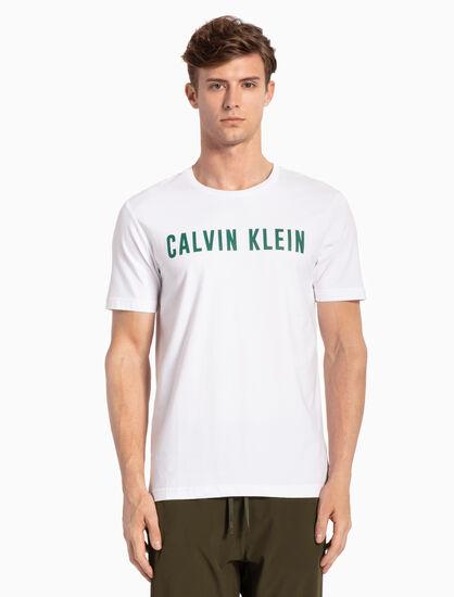 CALVIN KLEIN LOGO SHORT SLEEVE TEE