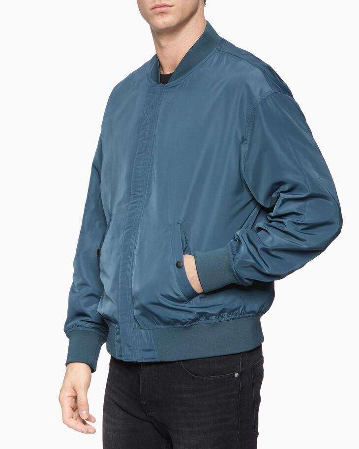 CALVIN KLEIN 리버서블 보머 재킷