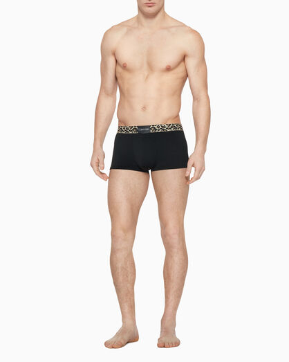 CALVIN KLEIN ANIMAL MICRO LOW RISE TRUNK