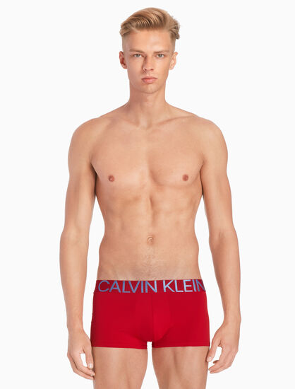 CALVIN KLEIN STATEMENT MICRO TRUNKS