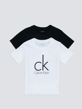 CALVIN KLEIN MODERN COTTON T シャツ 2 枚入り