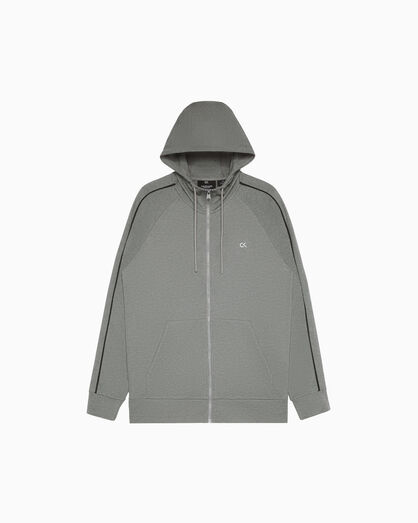 CALVIN KLEIN ACTIVE ICON ZIP UP 連帽外套