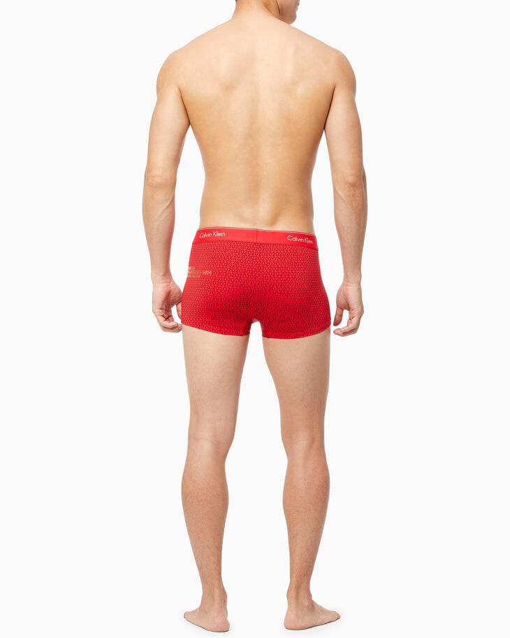CALVIN KLEIN HOLIDAY LOW RISE TRUNKS