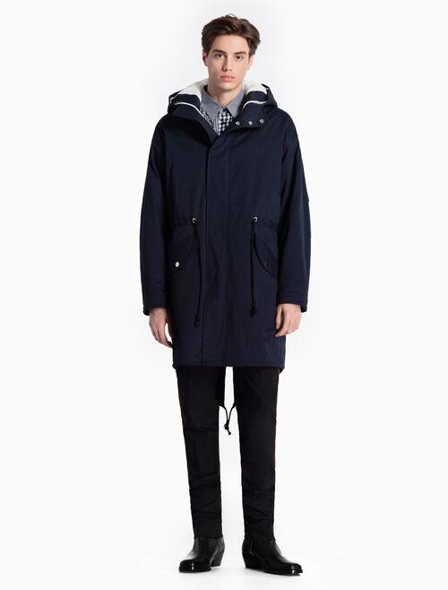 CALVIN KLEIN WOVEN 鋪棉外套
