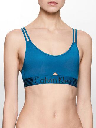 CALVIN KLEIN Iron Strengthブラレット