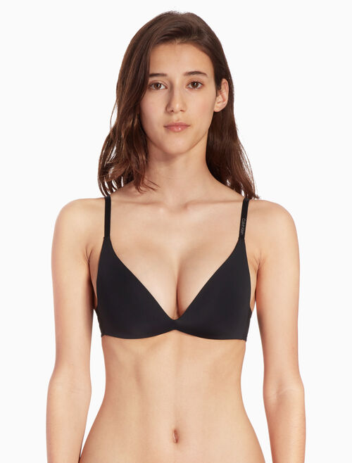 CALVIN KLEIN CK FORM LIGHTLY LINED TRAINGLE BRA