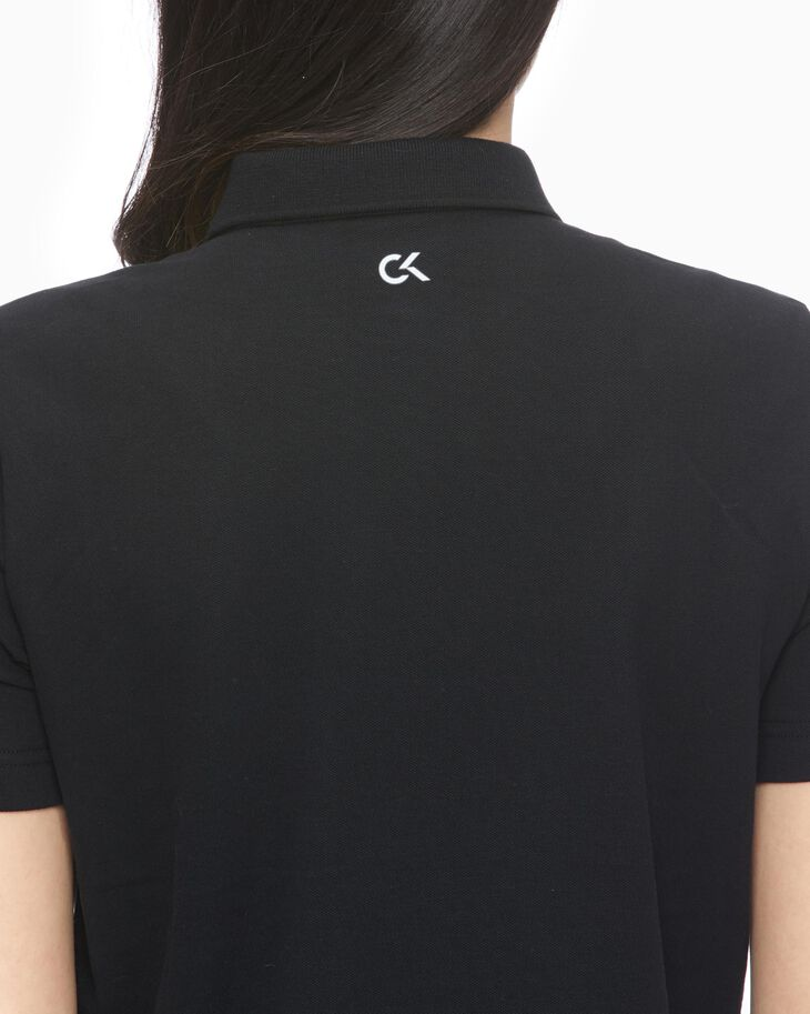 CALVIN KLEIN STATEMENT ESSENTIALS POLO SHIRT