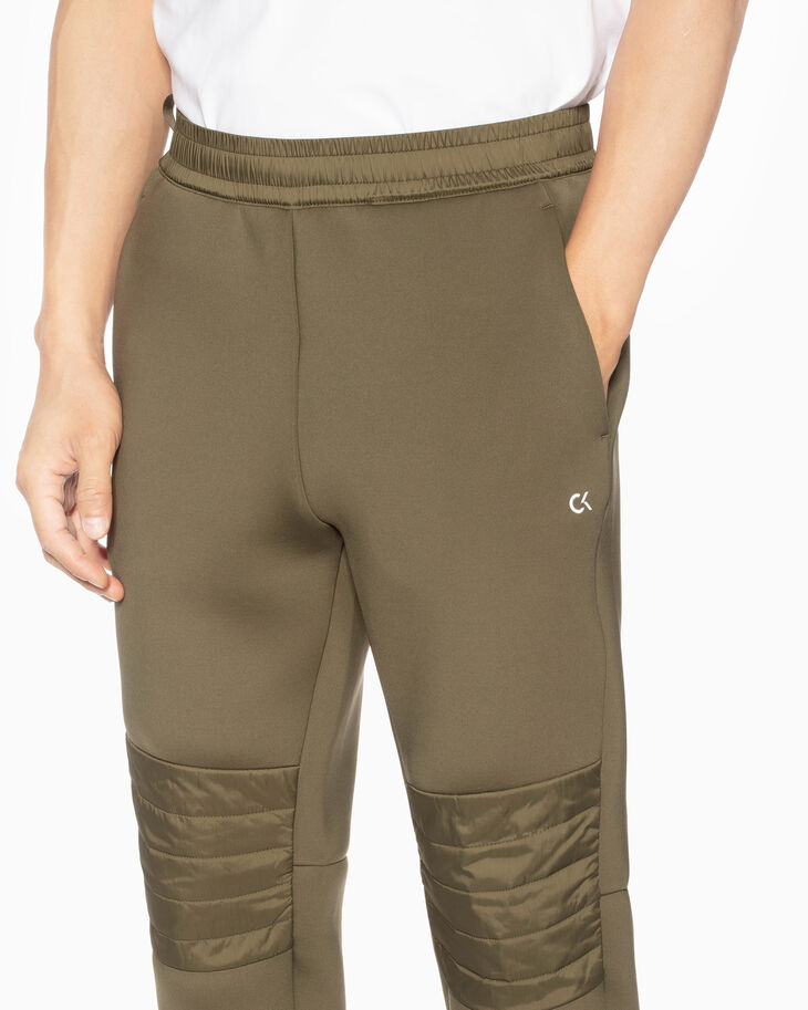 CALVIN KLEIN SPACER SWEATPANTS