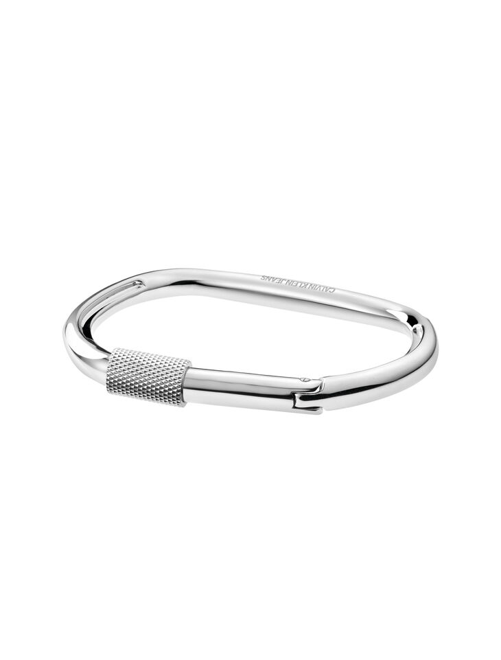 CALVIN KLEIN CLOSED BANGLE