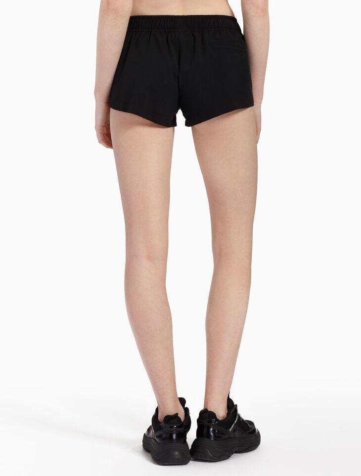 CALVIN KLEIN COLOR TAPE WOVEN SHORTS
