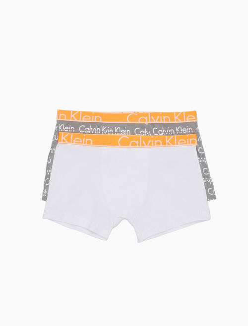 CALVIN KLEIN BOYS 2 PACK TRUNK