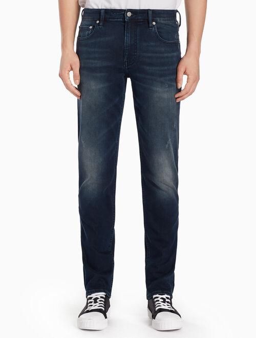 CALVIN KLEIN HOWE BLUE 貼身牛仔褲
