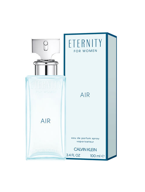 CALVIN KLEIN Eternity air for women edp spray 100ml