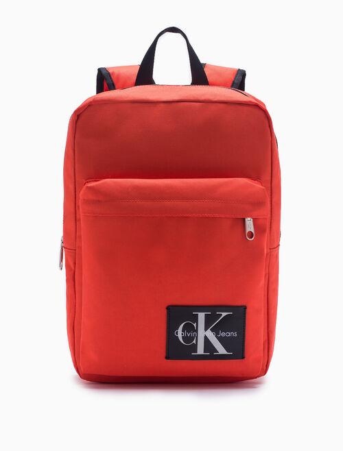 CALVIN KLEIN SPORT ESSENTIALS SLIM SQUARE BACKPACK