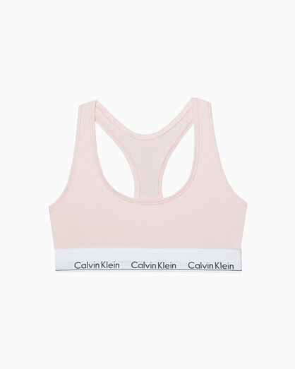 CALVIN KLEIN MODERN COTTON UNLINED BRALETTE