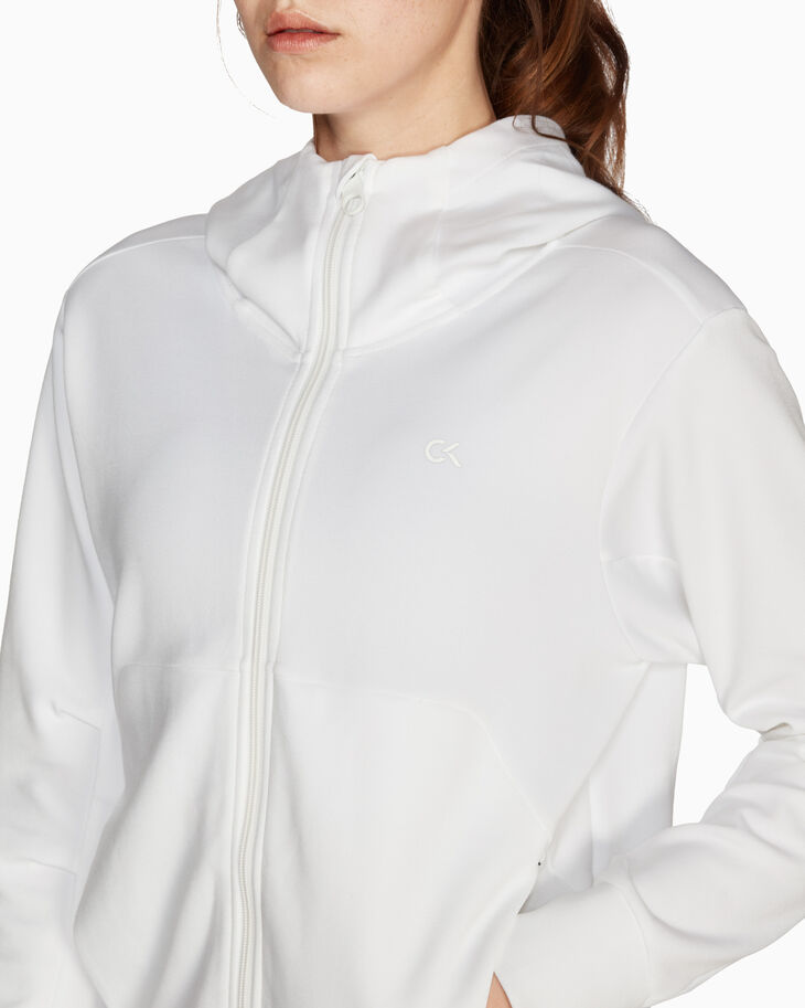 CALVIN KLEIN MODERN SWEAT ZIP UP 후디