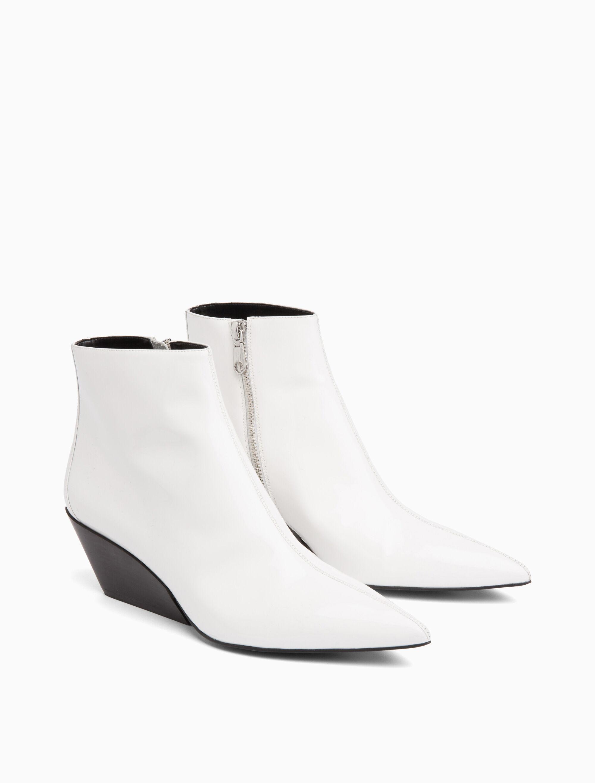BUY FREDA ANKLE BOOTS - Calvin Klein