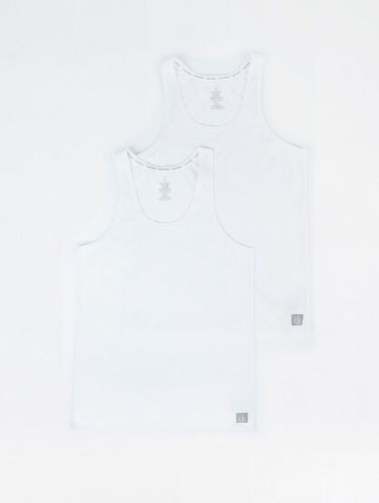 CALVIN KLEIN 2 PACK TANK TOP