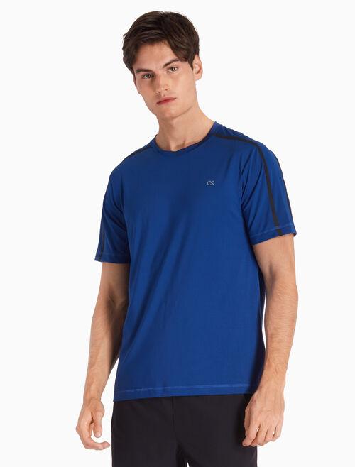 CALVIN KLEIN X-RAY TECH 트레이닝 티셔츠