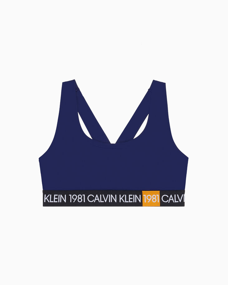 CALVIN KLEIN 1981 BOLD LIGHTLY LINED ブラレット