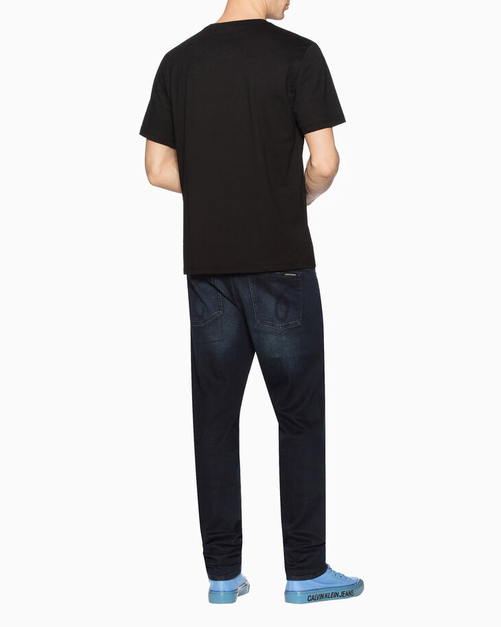 CALVIN KLEIN LANDSCAPE GRAPHIC 프린트 티셔츠