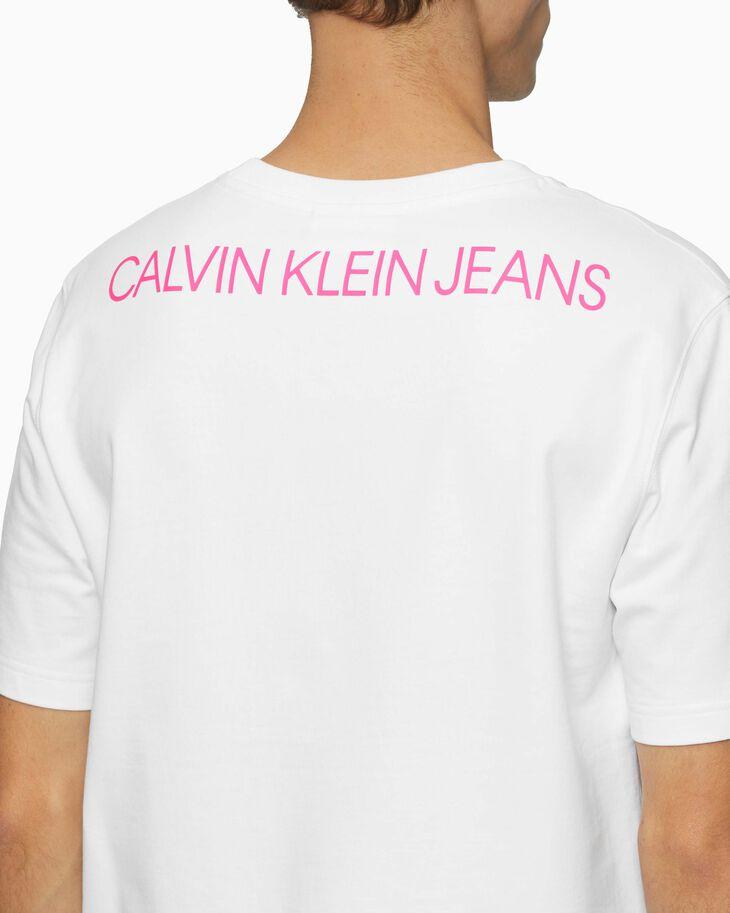 CALVIN KLEIN CAR PHOTO PRINT TEE