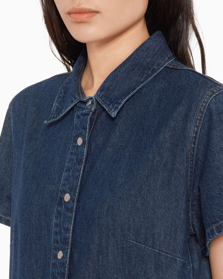 CALVIN KLEIN DENIM シャツドレス
