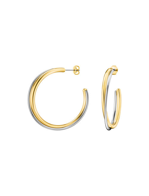 CALVIN KLEIN CALVIN KLEIN DOUBLE EARRINGS